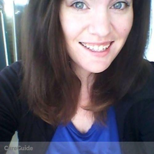 Canadian Nanny Provider Breanna W's Profile Picture