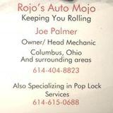Rojo's Auto Mojo