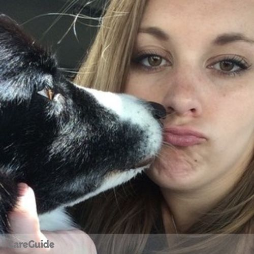 Pet Care Provider Christine F's Profile Picture