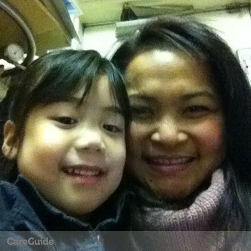 Canadian Nanny Provider Aida Tama's Profile Picture