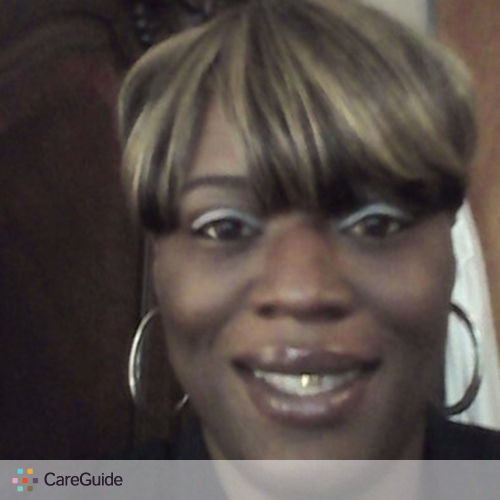 Housekeeper Provider Tyrenatia Reese's Profile Picture