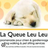 La Queue Leu Leu Dog Walking & Pet Sitting Services