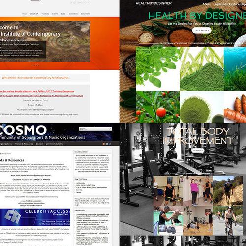 Web Developer Provider Micheal Kukuchka Gallery Image 1