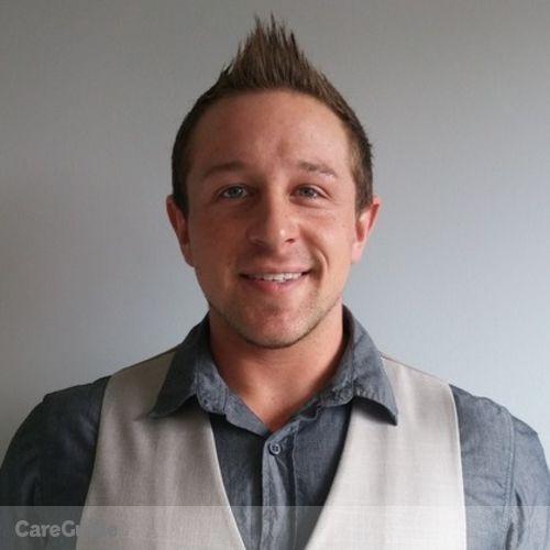 Canadian Nanny Provider Brandon Boisvert's Profile Picture