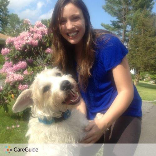 Pet Care Provider Meghan Wrublewski's Profile Picture