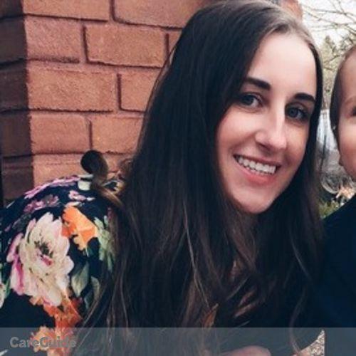 Canadian Nanny Provider Ilona Paz's Profile Picture