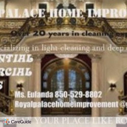 Housekeeper Provider Eulanda or Reginald Jackson's Profile Picture