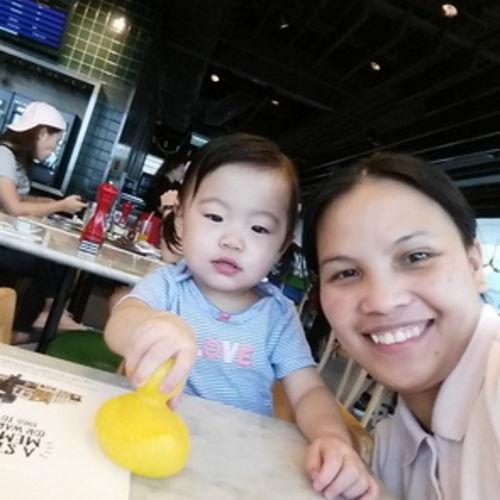 Canadian Nanny Provider Rhea Mae Revalez's Profile Picture