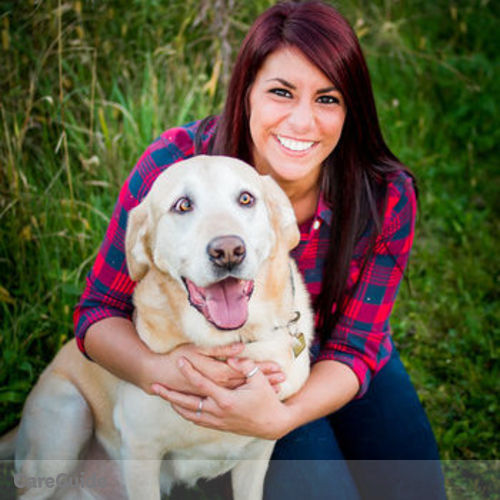 Pet Care Provider Rachael Randle's Profile Picture
