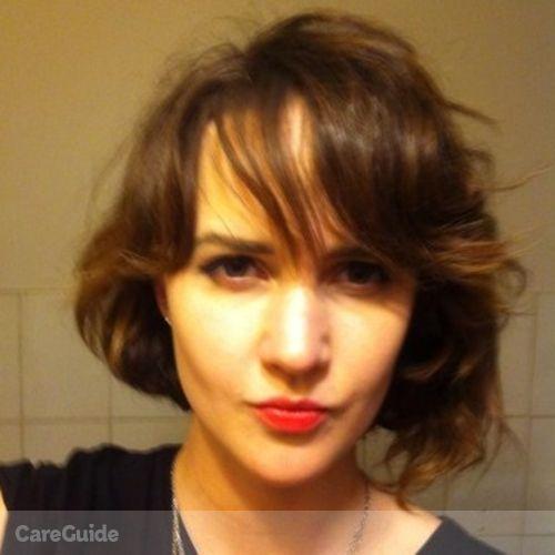 Canadian Nanny Provider Cressida Frey's Profile Picture