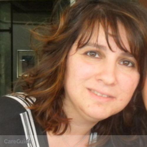 Canadian Nanny Provider Antonietta Cataldi's Profile Picture
