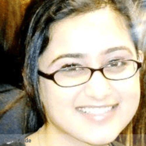 Canadian Nanny Provider Ritika Chakrabarty's Profile Picture