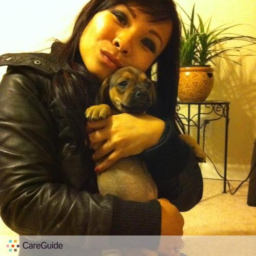 Pet Care Provider Tuyen Hoang's Profile Picture