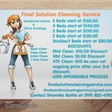 Housekeeper in Raleigh