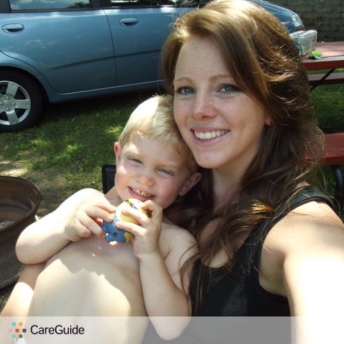Child Care Provider Sarah Mackey's Profile Picture