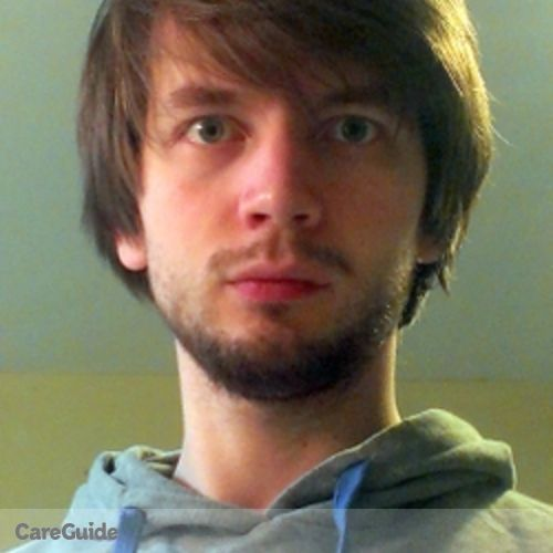 Canadian Nanny Provider Konstantin Pogodin's Profile Picture