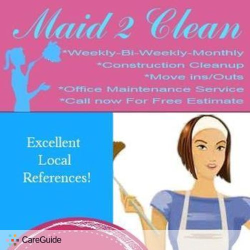 Housekeeper Provider Irelis Benitez's Profile Picture