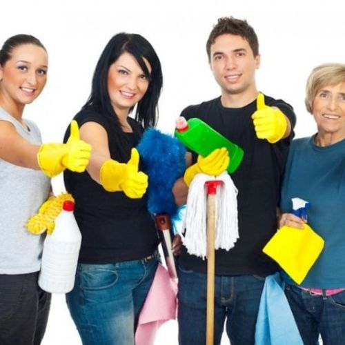 Cleanliness with the Friendliness cleaning company