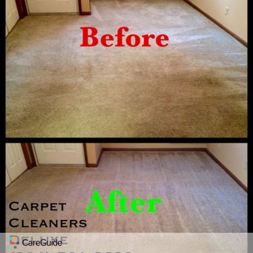 Housekeeper Provider Carpet Cleaners Deluxe's Profile Picture