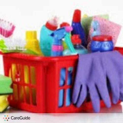 Housekeeper Provider Geronima V's Profile Picture
