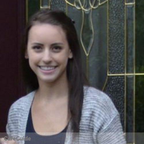 Canadian Nanny Provider Kristin Andree's Profile Picture