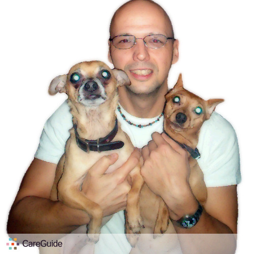 Pet Care Provider John Holato's Profile Picture