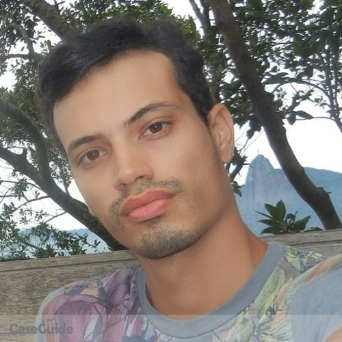 Pet Care Provider Rubens Moura's Profile Picture