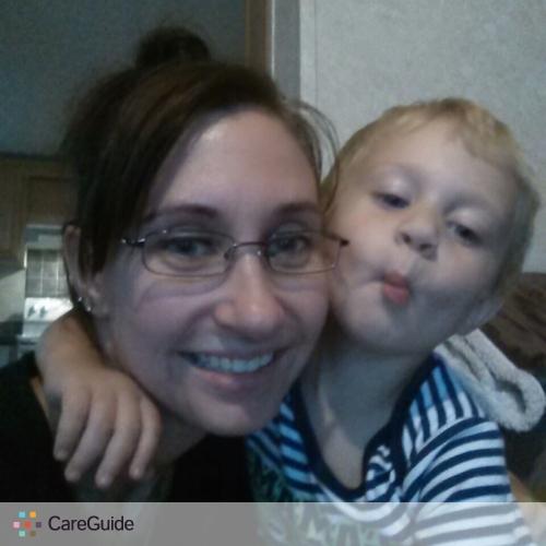 Child Care Provider Krystine B's Profile Picture