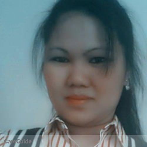 Canadian Nanny Provider Shiela Marie V's Profile Picture