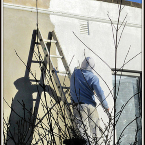 Experienced painter, takes pride in his reliable, honest,indoor and outdoor jobs, friendly and courteous . Free estimates!