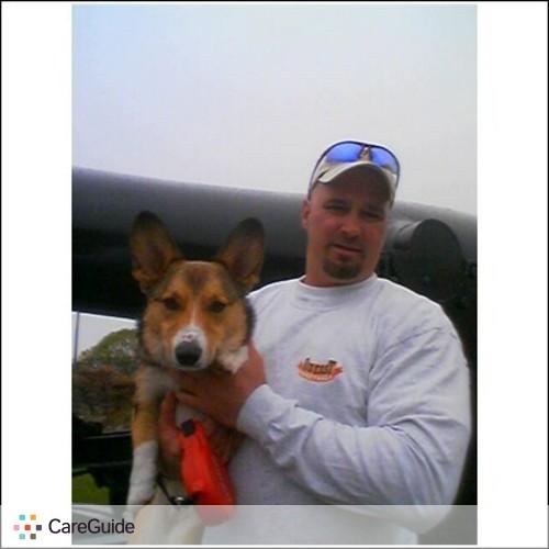 Pet Care Provider David Cormier's Profile Picture
