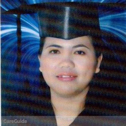 Canadian Nanny Provider Jhonarel V's Profile Picture
