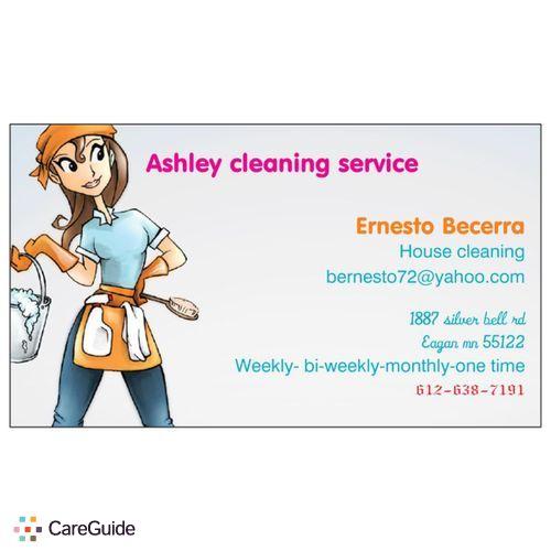 Housekeeper Provider Ernesto Becerra's Profile Picture