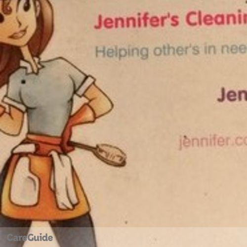 Housekeeper Provider Jennifer Coventry's Profile Picture