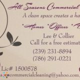 All Seasons Commercial Cleaning