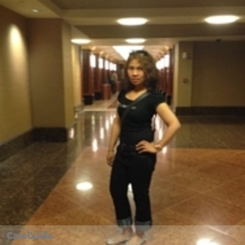 Canadian Nanny Provider Juneta R's Profile Picture