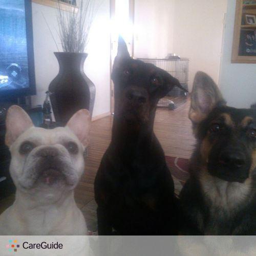 Pet Care Job Alexis Vallone's Profile Picture