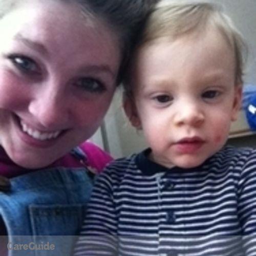 Canadian Nanny Provider Kyra Barth's Profile Picture