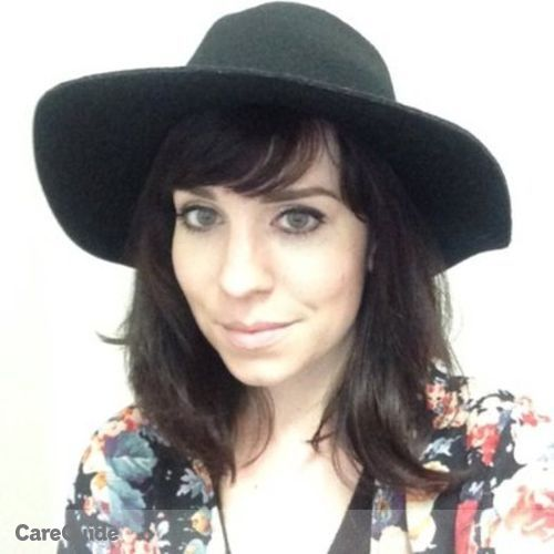 Canadian Nanny Provider Ashton E's Profile Picture