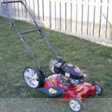 15 Lawn Mowing