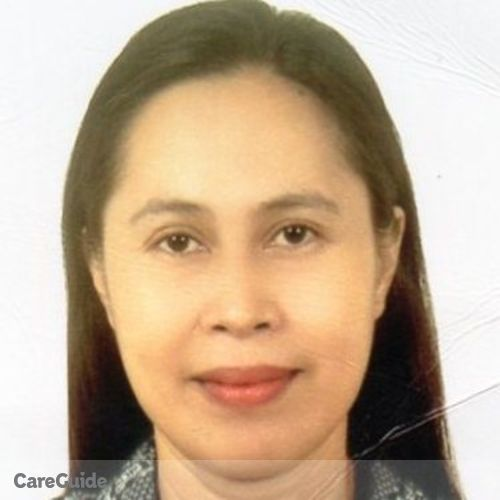 Canadian Nanny Provider Lovella Batang's Profile Picture