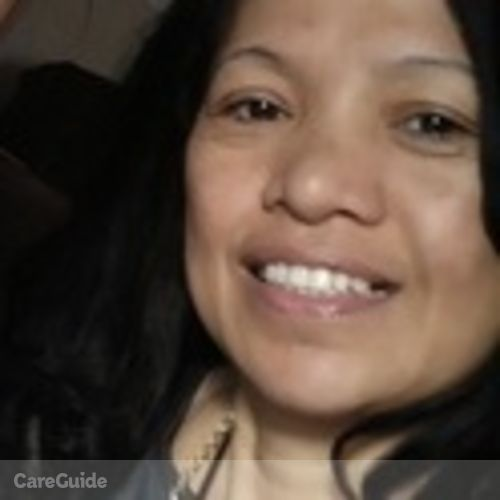 Canadian Nanny Provider Ada Mahinay's Profile Picture