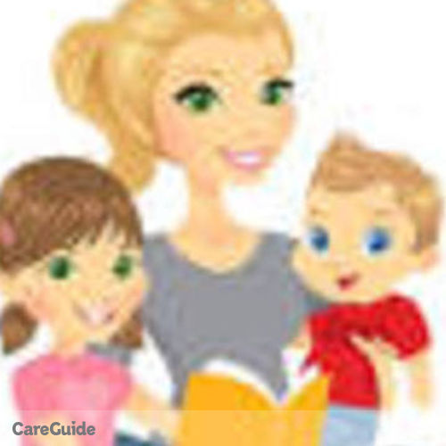 Canadian Nanny Job Tanya 's Profile Picture