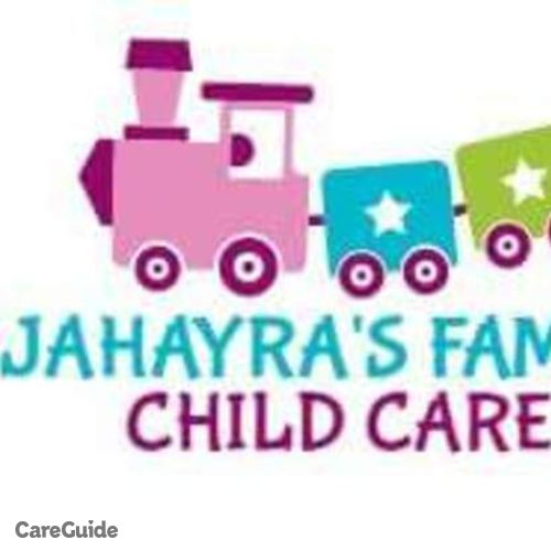 Child Care Provider Jahayra G's Profile Picture