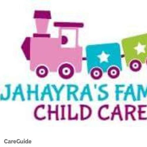 Child Care Provider Jahayra Guerrero's Profile Picture