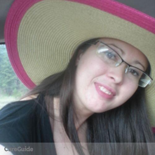 Canadian Nanny Provider Michelle W's Profile Picture