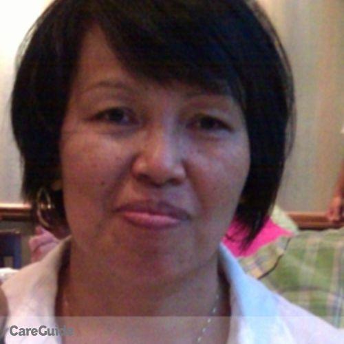 Canadian Nanny Provider Edith Laxamana's Profile Picture