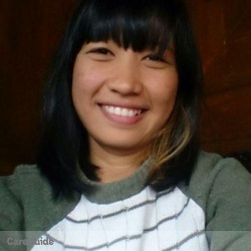Canadian Nanny Provider Maria Nofianti's Profile Picture