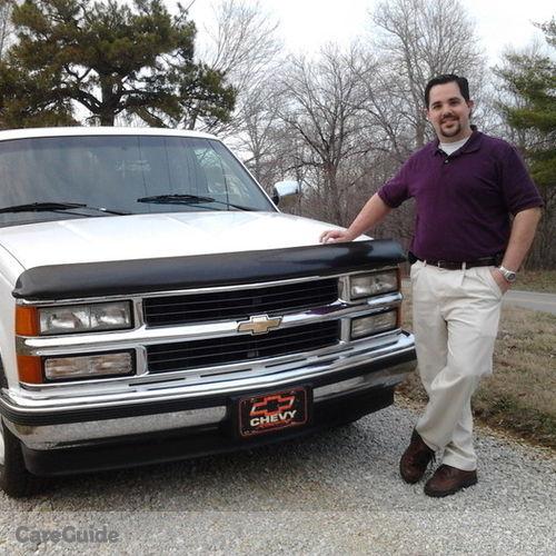 Handyman Provider Ryan Leake's Profile Picture