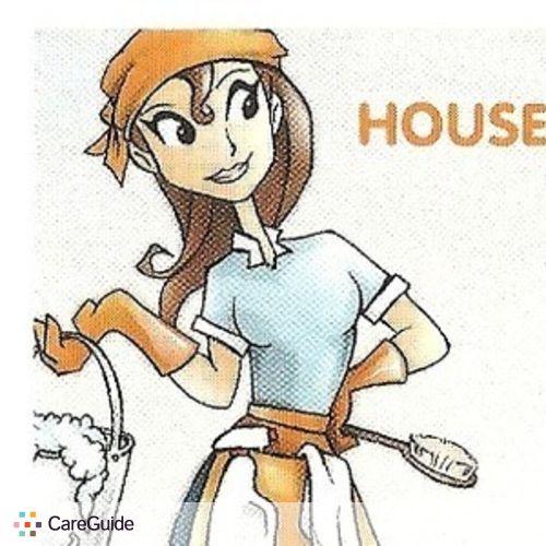 Housekeeper Provider Renata Cruz's Profile Picture